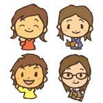 子育てのママ(オシャベリーナ)の座談会★参加者募集!