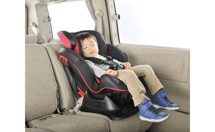 チェック!まみママ|子どもの体を守るチャイルドシート
