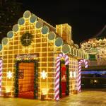 「TOKYO DOME CITY WINTER LIGHTS GARDEN 『ときめくスイーツ ―光り輝くあま~い贈り物―』