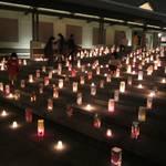 【さいたま市】12/23(土・祝) Candle Art Night & 光の庭プロムナードコンサート