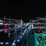 【行田市】幻想的に煌めく 十万石の夜景をご覧あれ!