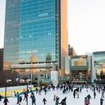 【期間限定オープン】三井不動産アイスリンク for TOKYO 2020 ~「スポーツの力」を活躍した街~
