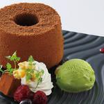 ホテル日航奈良ロビーラウンジ「ファウンテン」でチョコレートフェアを開催中