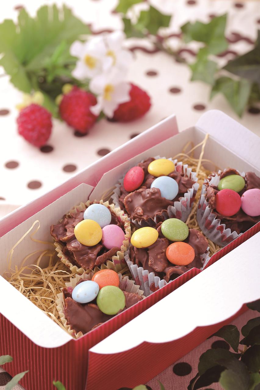 【バレンタインレシピ】チョコっとフレーク