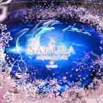 3月3日(土)~4月15日(日)SAKURA AQUARIUM by NAKED