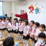 【5月23日(水)堺市中区】せんこう幼稚園 英語&リトミック&体操教室