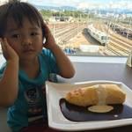 京都市|京都鉄道博物館 駐車場事情や混雑状況は?ランチスポットは?雨の日におすすめ?ママのクチコミ