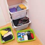 整理整頓 収納のコツ 《衣類の収納術》|暮らしのアイデア