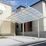 LIXIL製品各種 テラス(ベランダ屋根)・カーポート・サイクルポートの販売・施工は門真サッシにお任せください!!