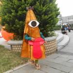 横浜市|山手西洋館ハロウィンウォーク2018/アメリカ山公園