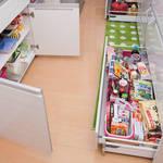 整理整頓 収納のコツ 《食材&調理器具の収納術》|暮らしのアイデア