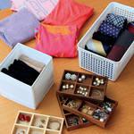 整理整頓 収納のコツ 《 衣類・アクセサリーの収納!》|暮らしのアイデア