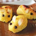 スイーツレシピ|ねずみちゃんスイートポテト