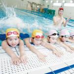 冬の短期水泳教室! 温水プールで楽しく泳ごう♪