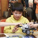 【ロボ団】親子で協力!ロボットプログラミング体験会開催!!