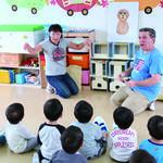 【5月29日(水)堺市中区】せんこう幼稚園 英語&リトミック&体操教室