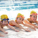 GW短期水泳教室☆夏までに泳げるようになろう!