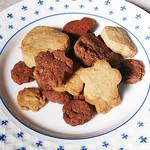 アレルギー対策レシピ| 栄養満点☆米粉と 玄米粉の 型抜きクッキー(卵なし/乳なし/小麦なし/大豆なし) \がんばるママ応援企画/
