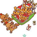 【12月7日(土)和泉市】リトミック&クリスマス工作体験