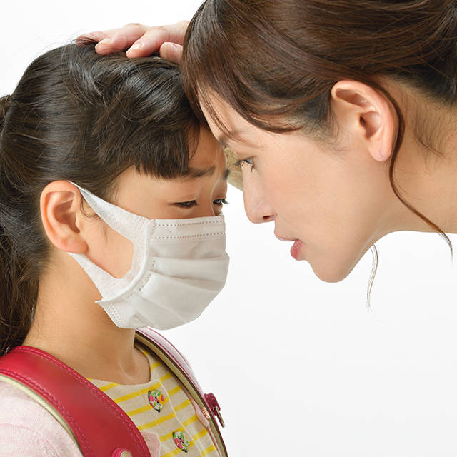 元気に冬を乗り切ろう!風邪&インフルエンザ予防 ともに育つ・育む