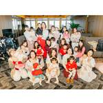 【福岡】EVENT Report|2/27(木)I❤あまおうAfternoon tea Mama会 in Red flamma(ソラリア西鉄ホテル福岡)