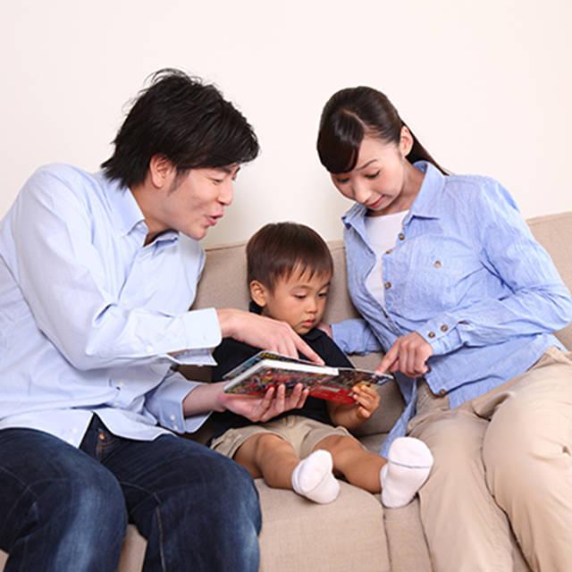 子どもと一緒に絵本を読もう!|年齢別 おすすめの絵本