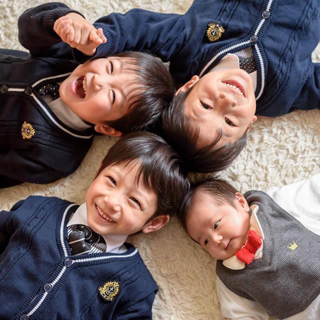 一人っ子・兄弟姉妹の 育て方、関わり方|ともに育つ・育む