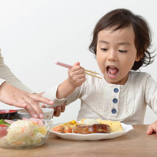 子どもの好き嫌いを克服|ともに育つ・育む