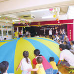【4月26日(月)堺市南区】みいけだい幼稚園 パラバルーンで遊ぼう&リトミック体験