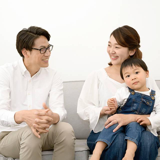 家族とのおうち時間の過ごし方|ともに育つ・育む
