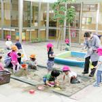 枚方市|通年での待機児童解消に向け、臨時保育室を開設!