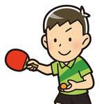 宝塚市|「さらら仁川」より「親子で卓球教室(全3回)」のお知らせ