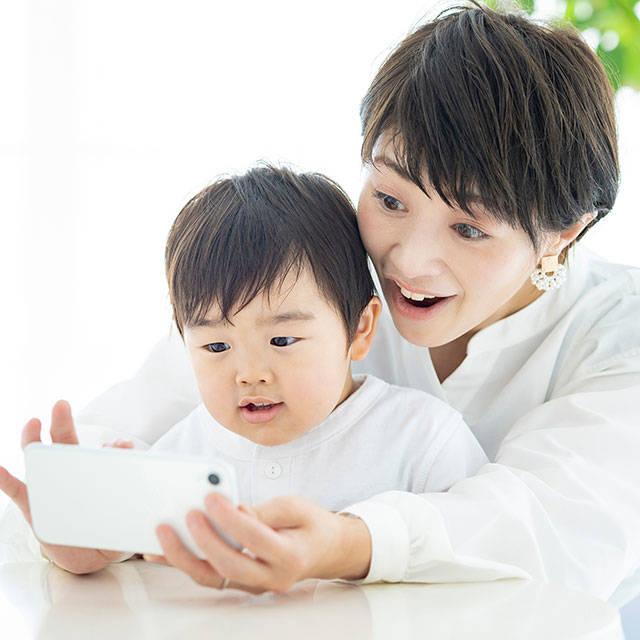 子育てママのスマホの活用方法 ともに育つ・育む
