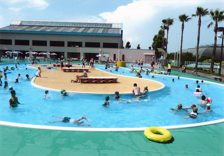 田辺公園プール