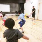 4歳から始める運動教室!楽しみ ながら自然に運動能力を高めます