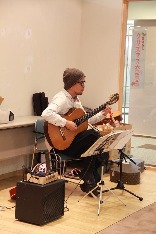 和歌山KIDSギター倶楽部さんによる ギター生演奏