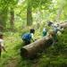 自然体験プログラム のびのび子育て森じかん