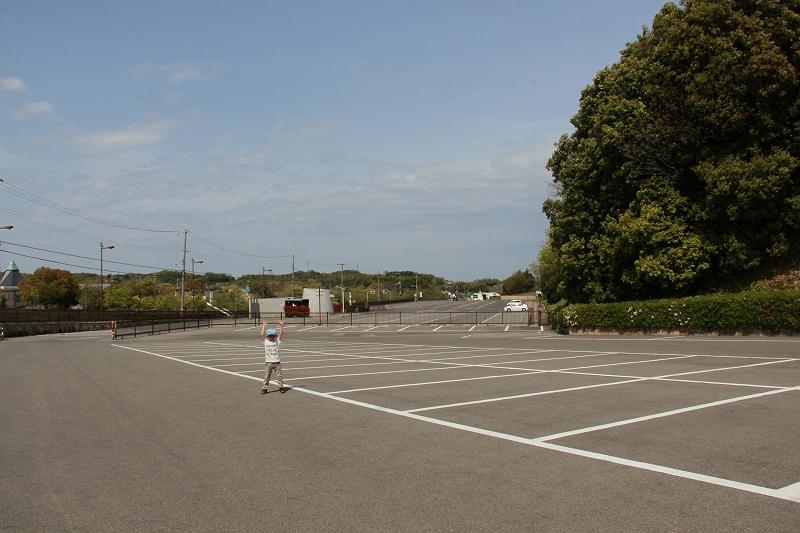 この写真は第2駐車場