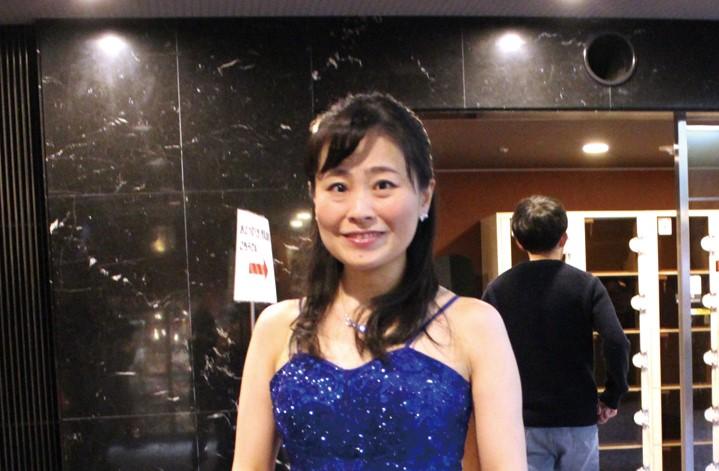 ピアニスト:大渕 雅子さん