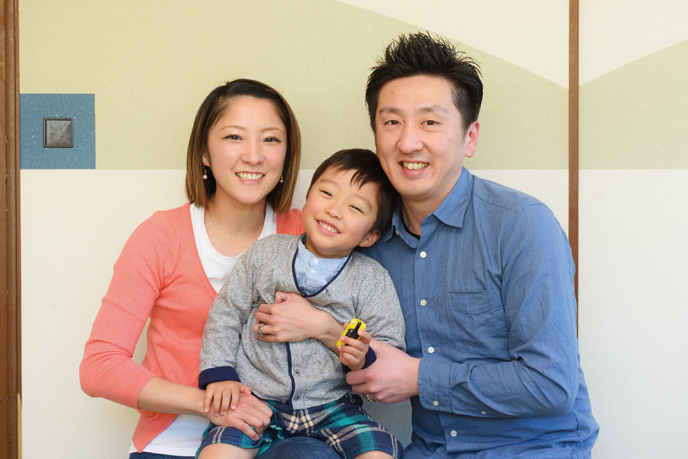 まみたん読者モニター 3歳の男の子のママ小澤さん