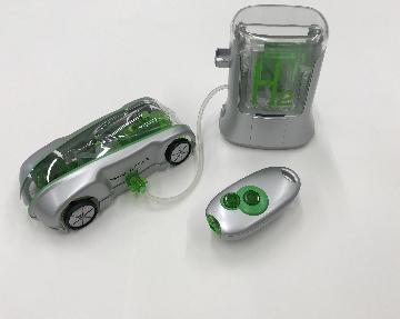 実験⽤燃料電池⾃動⾞(FCV)ミニカー