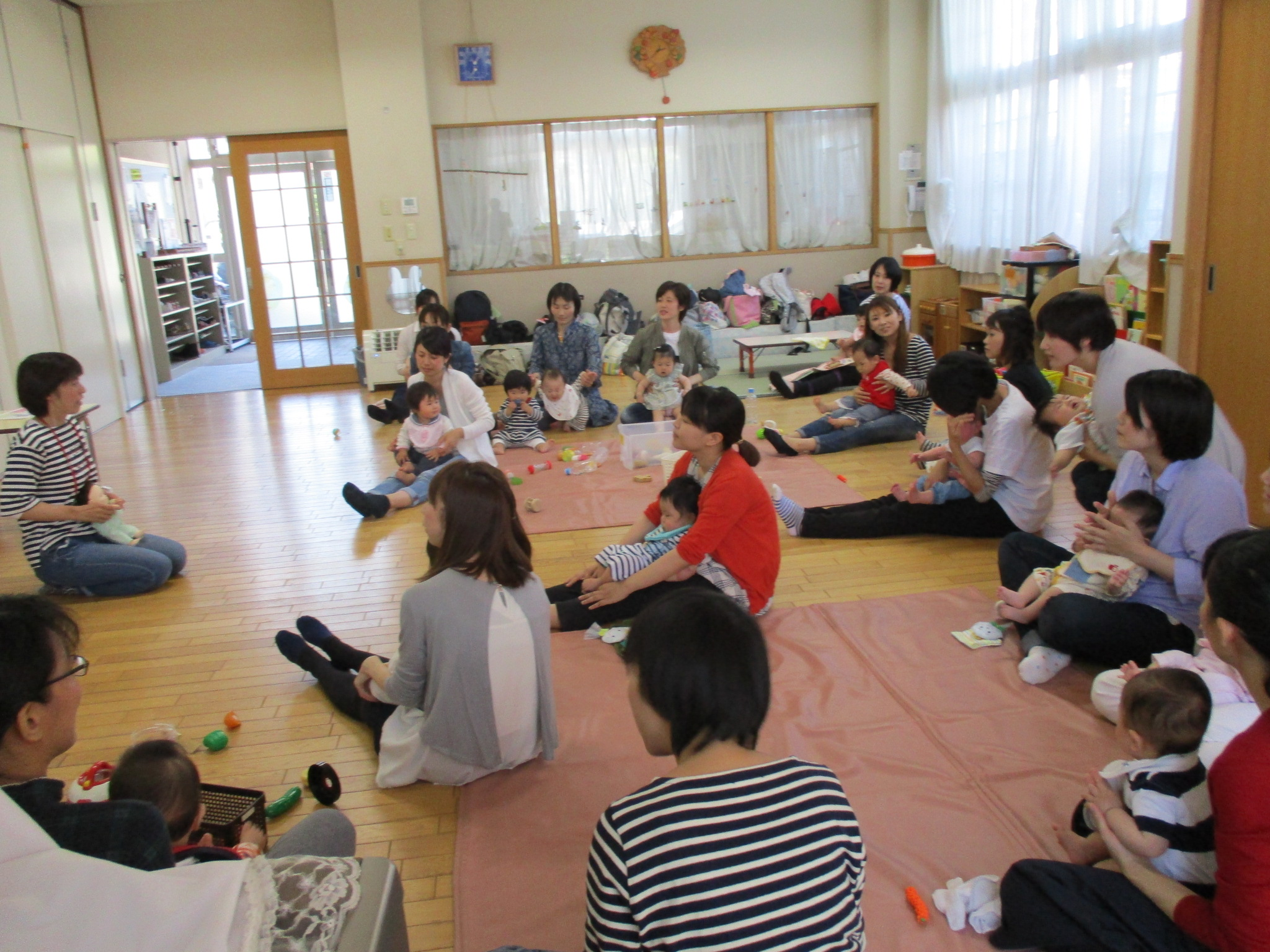 私立山崎保育園 地域子育て支援センター