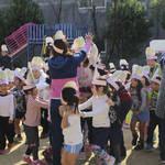 摂津市|「たちより体操タイム」お年寄りと一緒に元気体操!