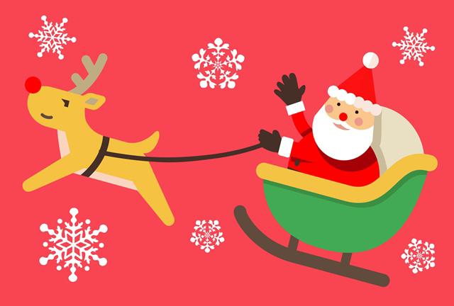 【11月7日(木)~12月25日(水)】メリークリスマス!絵本特集