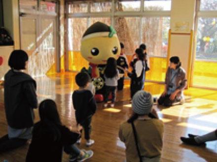 毛呂山町児童館「ぴょんぴょん広場」