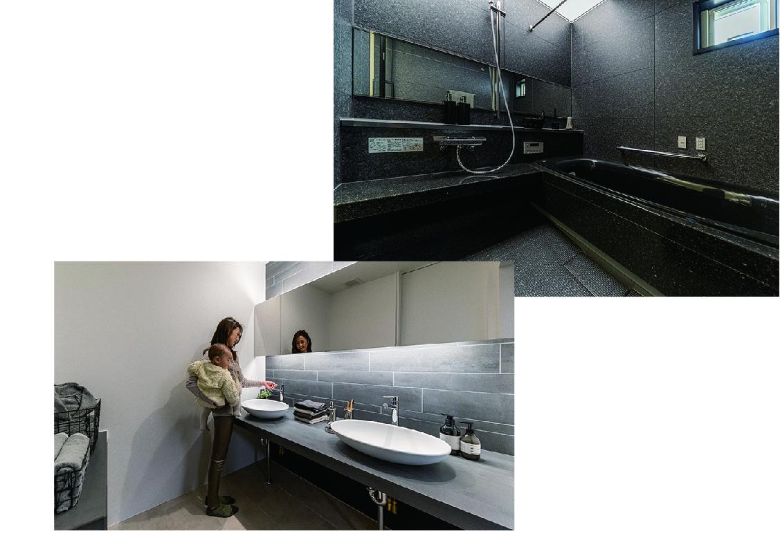 ◆バス&洗面台