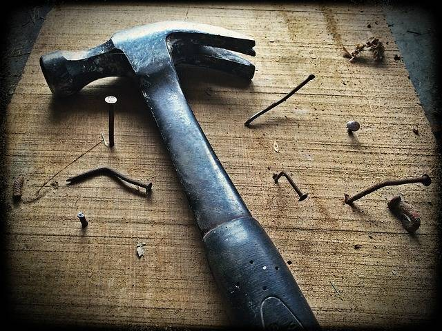 Free photo: Hammer, Nails, Wood, Board, Tool - Free Image on Pixabay - 1629587 (16571)