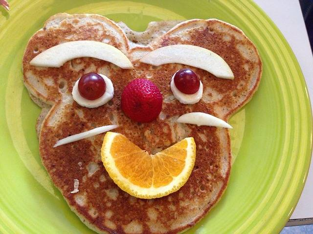 Pancake Face Breakfast · Free photo on Pixabay (31351)