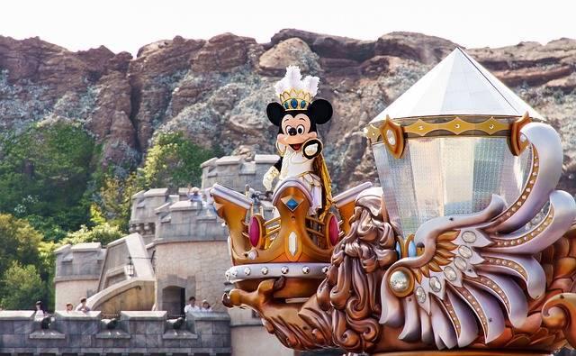 Mickey Mause Tokyo Disneysea · Free photo on Pixabay (35058)