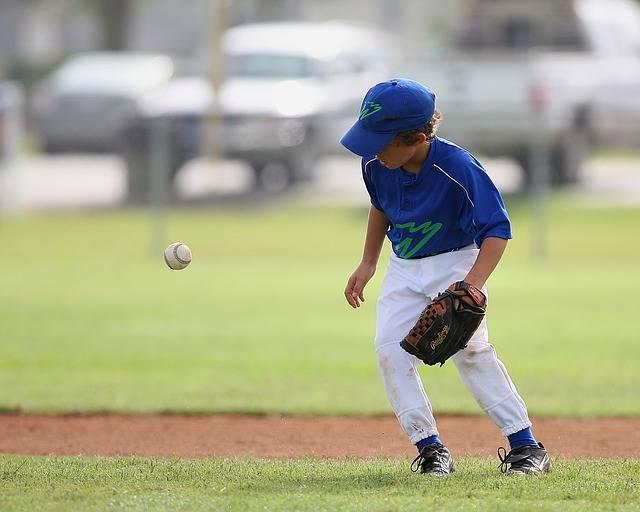 Baseball Little League Player · Free photo on Pixabay (52860)